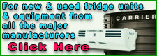FOR NEW & USED FRIDGE UNITS & EQUIPMENT FROM ALL THE MAJOR MANUFACTURERS CLICK HERE