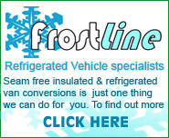 Seam free insulated & refrigerated  van conversions is  just one thing we can do for you.  To find out more CLICK HERE